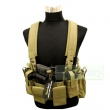 FLYYE LBT M4 Tactical Chest Vest KH